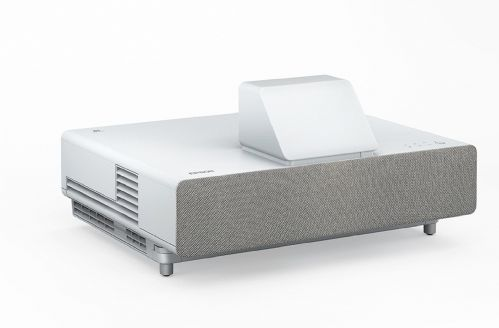 Epson EH-LS500 (White) Ultra Short Throw Laser Projector
